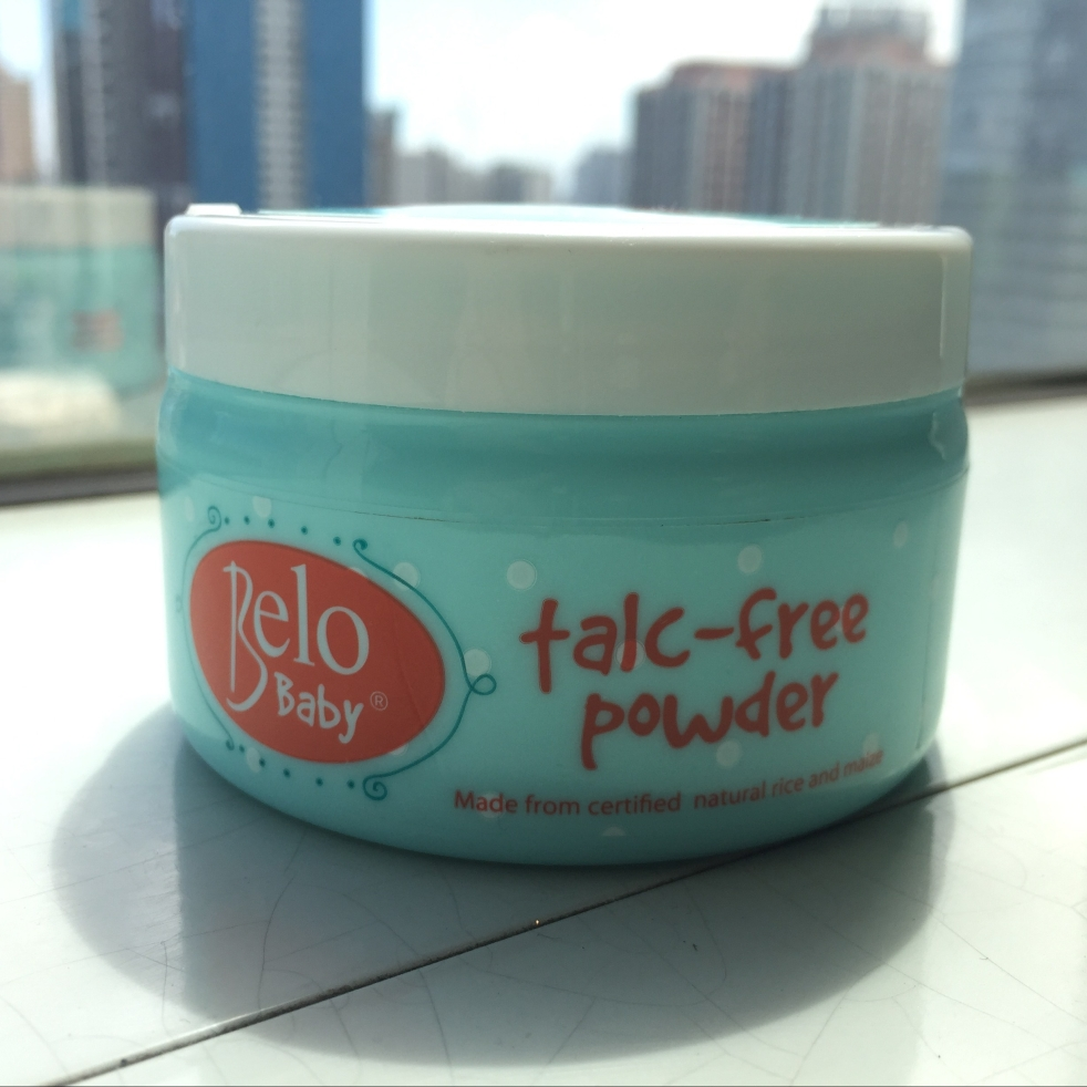 Talc-Free Powder